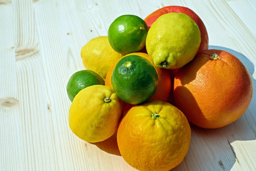 JUICING CITRUS FRUITS