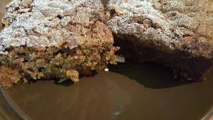 Green Tomato Spiced Cake